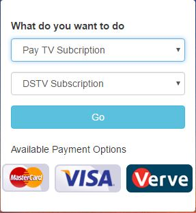 DStv Subscription Payment Online