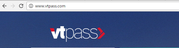 Logon to VTpass to make Electricity payment online