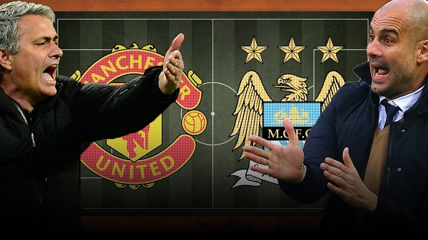 Are you ready for the Manchester Derby?