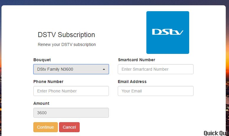 How to Clear DStv Error Code