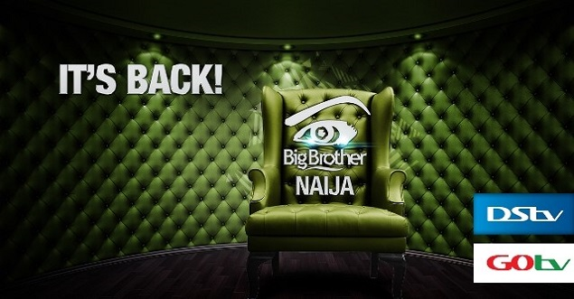 Watch Big brother Nigeria on DStv and GOtv