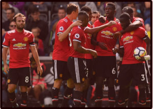 FOR THE FIRST TIME IN 110 YEARS, MAN UNITED GET OFF TO A GREAT START IN THE PREMIER LEAGUE