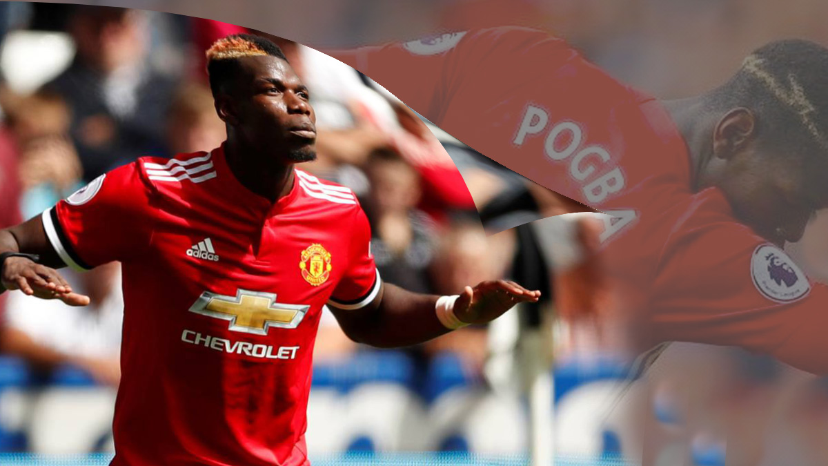 PAUL POGBA STUNS AS ALWAYS IN THIS PREMIER LEAGUE