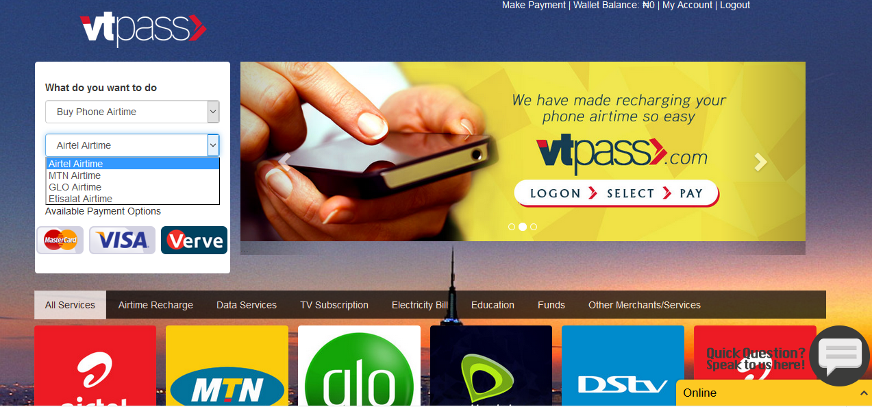 MTN TRANSFERS: HOW TO USE MTN SHARE 'N' SELL - VTpass Blog