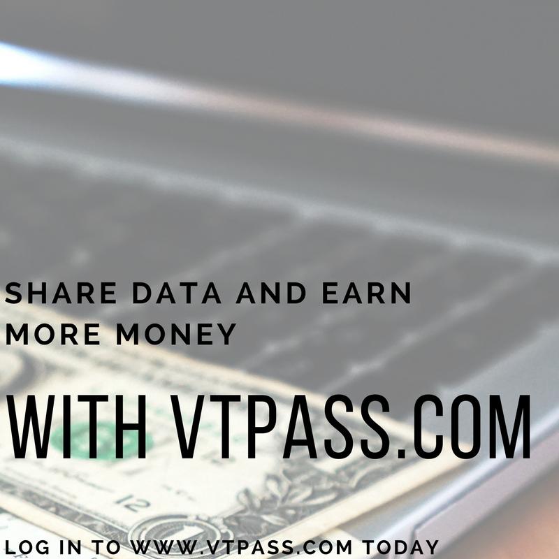 vtpass,data,share,money