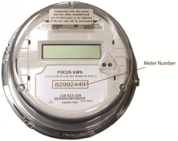 Electric Meter Number : Electricity meters what you should know vtpass