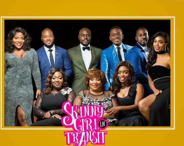 NDANI TV: SKINNY GIRLS IN TRANSIT IS BACK