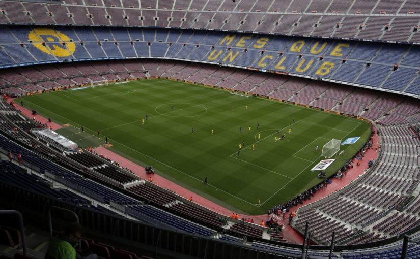 CATALONIA: BARCA FC HOLDS ITS OWN AGAINST ITS OWN