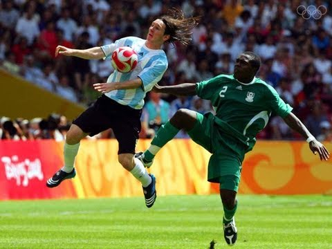 NIGERIA VERSUS ARGENTINA FACE-OFF: HIGHLIGHTS