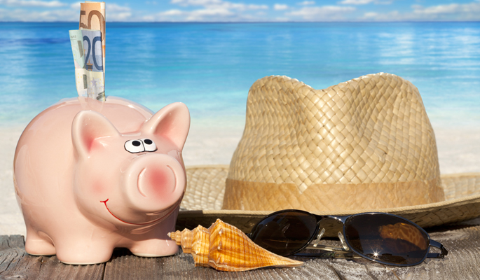 SPEND YOUR HOLIDAY BY EARNING MORE