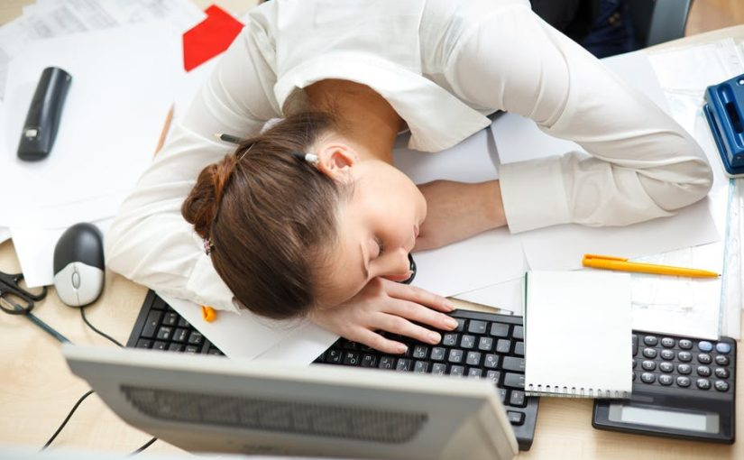 How to adjust properly to work life after the new year celebration