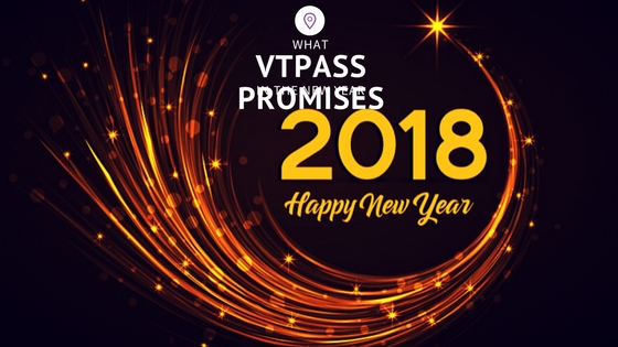 WHAT VTPASS PROMISES FOR THE NEW YEAR