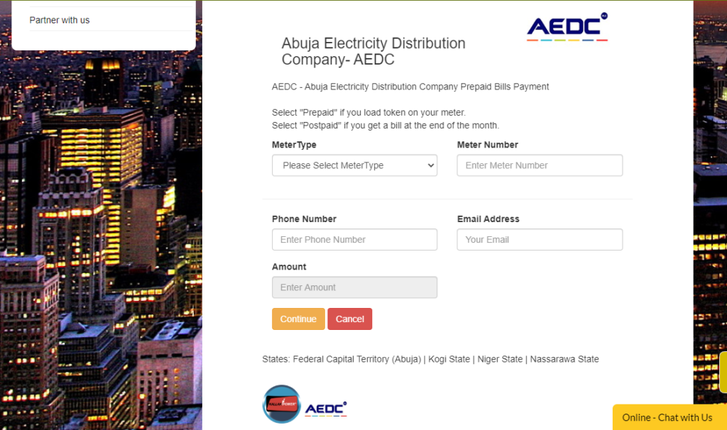 abuja electric