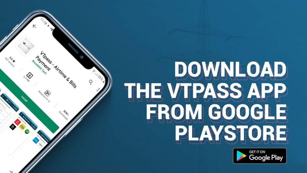 vtpass mobile app v2.0.2