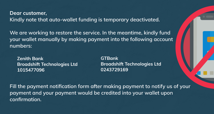 vtpass auto-wallet funding