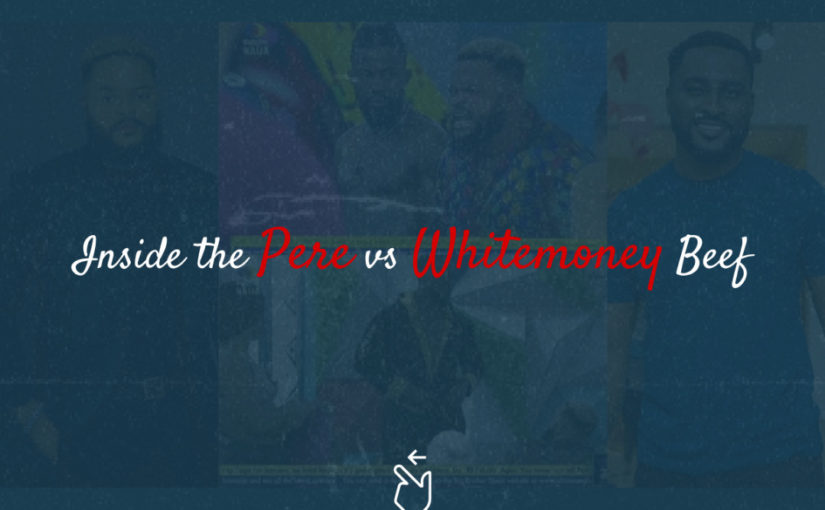 WhiteMoney and Pere: Lessons From The Saga