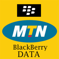 MTN Blackberry Internet Data plan subscription Online - VTpass.com